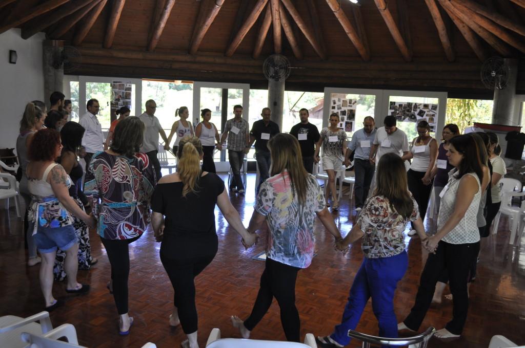 Mais uma dancinha no início da tarde