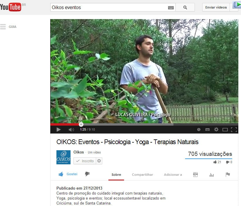 Oikos Eventos Youtube