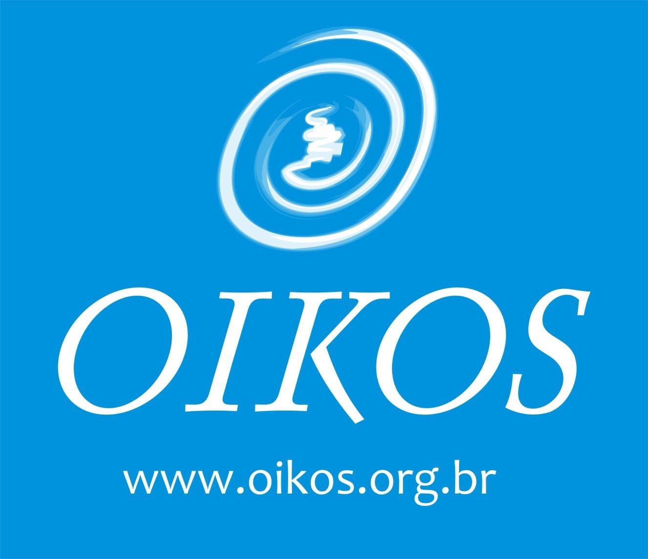 Oikos com logo